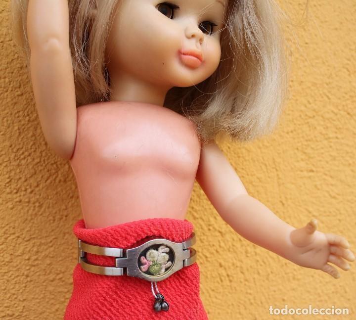 Muñecas Nancy y Lucas: ¡Reloj de acero para tu MUÑECA con flor original! - Foto 4 - 154022498