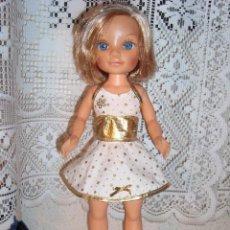 Muñecas Nancy y Lucas: PRECIOSA MUÑECA NANCY NEW MODERNA GOLD DE FAMOSA, CON VESTUARIO ORIGINAL. Lote 79179549