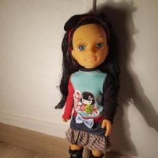Muñecas Nancy y Lucas: MUÑECA NANCY VIAJES POR EL MUNDO JAPON TOKYO NEW MODERNA. Lote 154720970