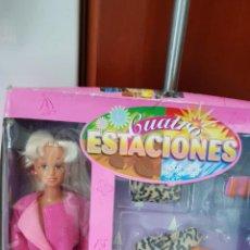 Muñecas Nancy y Lucas: ANTIGUA MUÑECA NANCY 4 ESTACIONES DE FAMOSA AÑO 2001. Lote 154993254