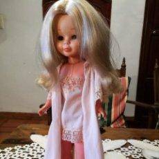 Muñecas Nancy y Lucas: NANCY, SALTO DE CAMA.. Lote 154995442