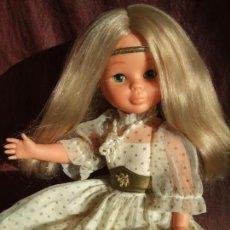 Muñecas Nancy y Lucas: ANTIGUA MUÑECA NANCY FAMOSA. CUMPLEAÑOS FELIZ.. Lote 155048234