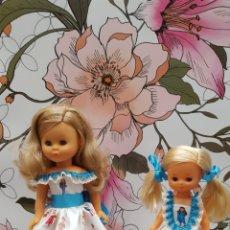Muñecas Nancy y Lucas: VESTIDO NANCY E LESLY. Lote 155255924