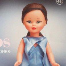 Muñecas Nancy y Lucas: VESTIDO DE ROBERTO TORRETTA PARA NANCY COLECCIÓN. GRANDES DISEÑADORES DE PLANETA. Lote 155400650