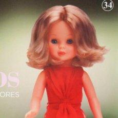 Muñecas Nancy y Lucas: VESTIDO DE JUANJO OLIVA PARA NANCY COLECCIÓN. GRANDES DISEÑADORES DE PLANETA. Lote 155402534