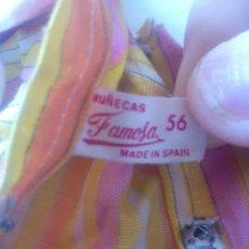 Muñecas Nancy y Lucas: VESTIDO NANCY FAMOSA. Lote 155452782