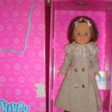 Muñecas Nancy y Lucas - NANCY ABRIGO CACHEMIR DE COLECCION QUIRON NUEVA EN CAJA - 155921602