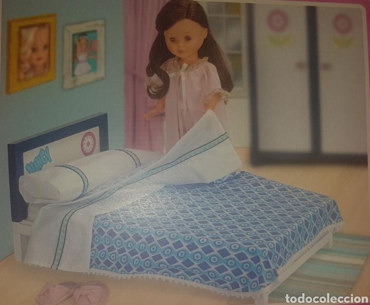 Nancy Bed Doll Muñecas Y Accesorios Famosa Nancy Cama Reedicion Nueva Nancy