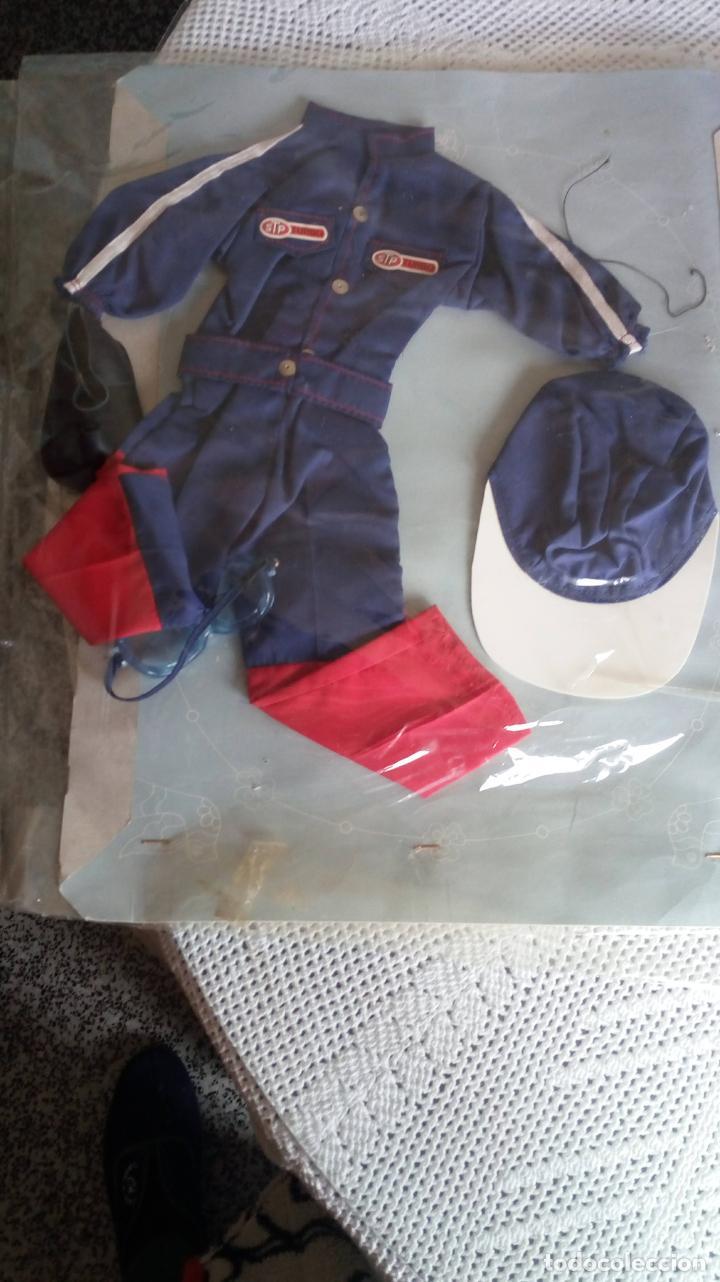 CONJUNTO DE LUCAS- FAMOSA (Juguetes - Muñeca Española Moderna - Nancy y Lucas, Vestidos y Accesorios)