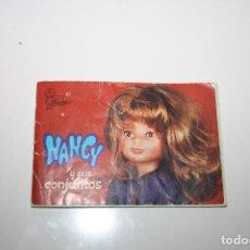Muñecas Nancy y Lucas: NANCY CATALOGO 1975. Lote 156793226