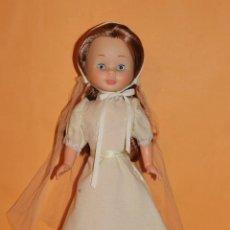 Muñecas Nancy y Lucas: TRAJE DE COMUNION PARA NANCY DE FAMOSA. Lote 157822010
