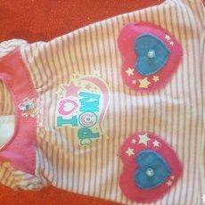 Muñecas Nancy y Lucas: VESTIDO NANCY DE FAMOSA NEW MIPONY. Lote 158262296