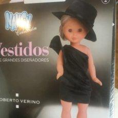 Bonecas Nancy e Lucas: NANCY VESTIDOS DE GRANDES DISEÑADORES POR ROBERTO VERINO. Lote 158297225