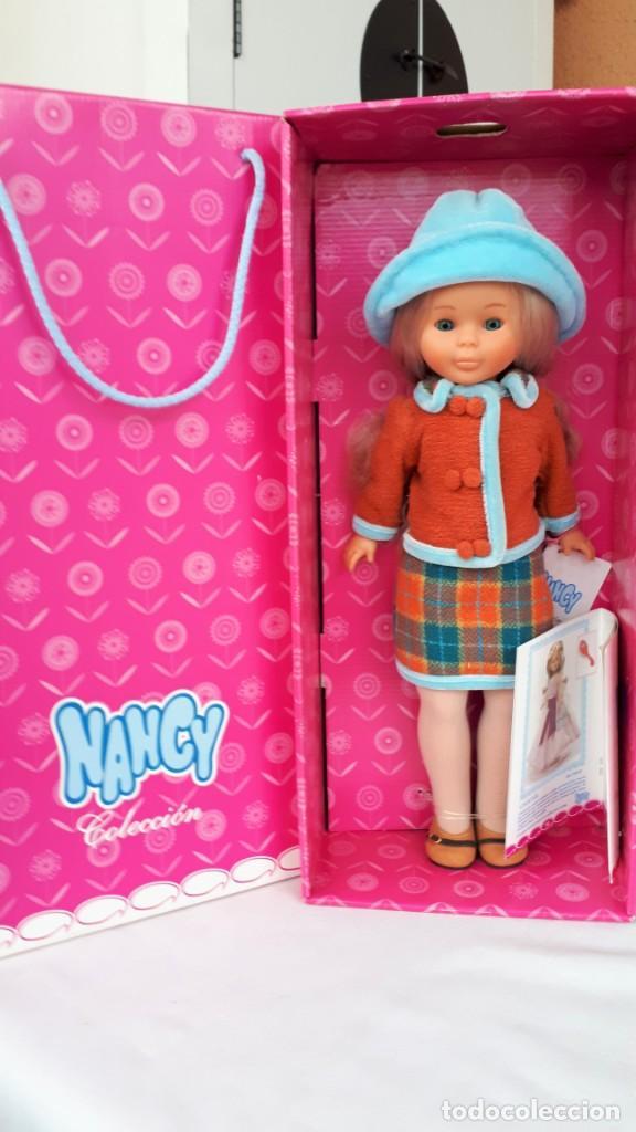 NANCY COLECCION QUIRON PRET A PORTER (Juguetes - Muñeca Española Moderna - Nancy y Lucas)