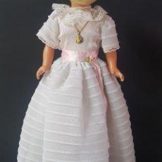 Muñecas Nancy y Lucas: VESTIDO COMUNIÓN NANCY - ORIGINAL FAMOSA. Lote 158668516