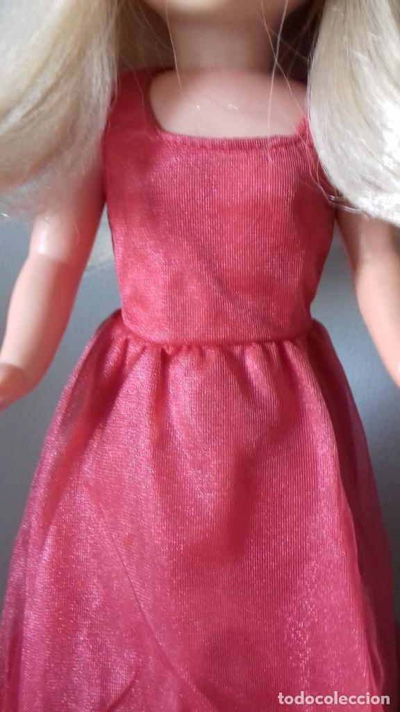 Muñecas Nancy y Lucas: nancy años 70 tobillo gordo con el conjunto fantasia original de los años 70 - Foto 9 - 158810022