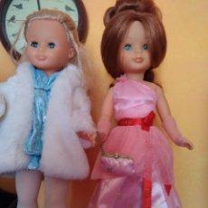 Muñecas Nancy y Lucas: NANCYS REEDICIÓN.. Lote 159051078