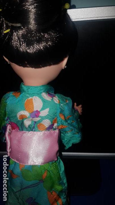 Muñecas Nancy y Lucas: BONITA MUÑECA NANCY GEISHA AÑOS 70 CON KIMONO DE ORIGEN - Foto 7 - 159413334