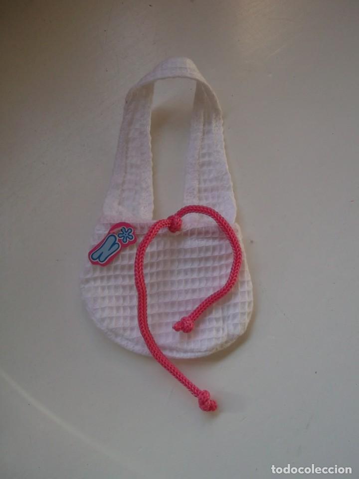 Muñecas Nancy y Lucas: Nancy new bolso rosa y blanco - Foto 2 - 159485666