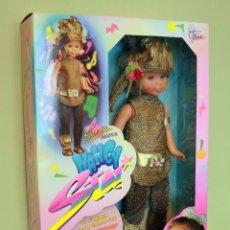 Muñecas Nancy y Lucas: NANCY STAR - FAMOSA - EN SU CAJA ORIGINAL - NUEVA A ESTRENAR - IMPECABLE - NUNCA ABIERTA. Lote 159495422