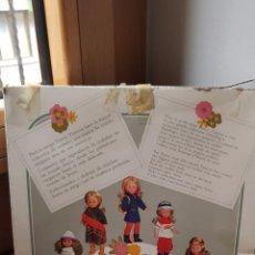 Muñecas Nancy y Lucas: ANTIGUA CAJA DE VESTIDO MUÑECA NANCY. Lote 159572790