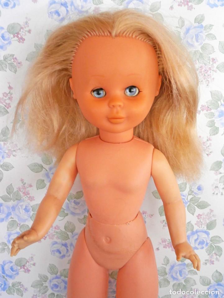 Muñecas Nancy y Lucas: muñeca nancy articulada rubia ojos azules margarita famosa - Foto 2 - 175627854