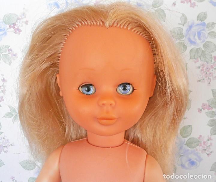 Muñecas Nancy y Lucas: muñeca nancy articulada rubia ojos azules margarita famosa - Foto 3 - 175627854