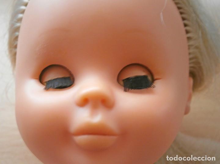 Muñecas Nancy y Lucas: muñeca nancy articulada rubia ojos azules margarita famosa - Foto 6 - 175627854
