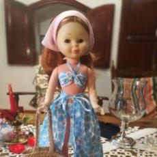 Muñecas Nancy y Lucas: NANCY, CONJUNTO PLAYA.. Lote 160424766