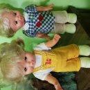 Muñecas Nancy y Lucas: NANCY A PILAS EN BUEN ESTADO.. Lote 160463306