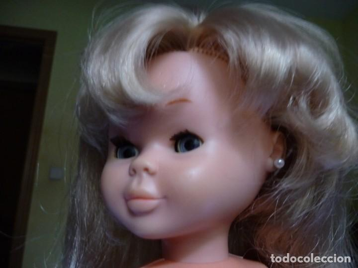 Muñecas Nancy y Lucas: Muñeca nancy famosa capas rubia ojos azul margarita años 70 tobillo normal - Foto 4 - 160532694