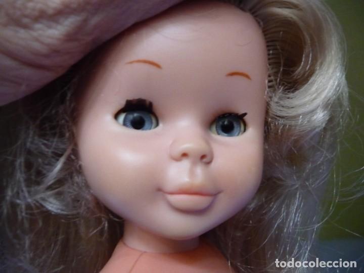 Muñecas Nancy y Lucas: Muñeca nancy famosa capas rubia ojos azul margarita años 70 tobillo normal - Foto 5 - 160532694