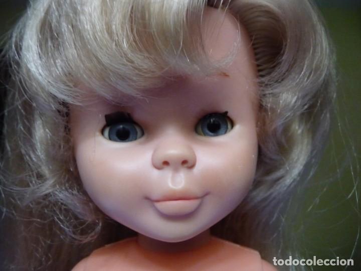 Muñecas Nancy y Lucas: Muñeca nancy famosa capas rubia ojos azul margarita años 70 tobillo normal - Foto 9 - 160532694