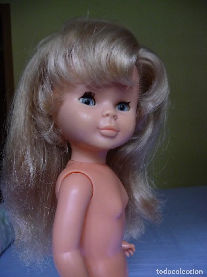 Muñecas Nancy y Lucas: Muñeca nancy famosa capas rubia ojos azul margarita años 70 tobillo normal - Foto 16 - 160532694