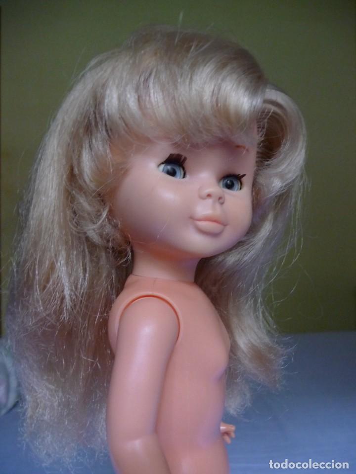 Muñecas Nancy y Lucas: Muñeca nancy famosa capas rubia ojos azul margarita años 70 tobillo normal - Foto 17 - 160532694