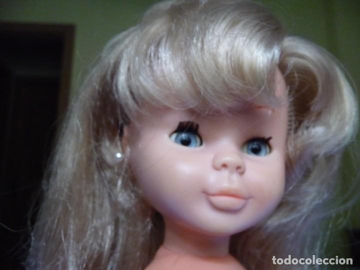 Muñecas Nancy y Lucas: Muñeca nancy famosa capas rubia ojos azul margarita años 70 tobillo normal - Foto 3 - 160532694