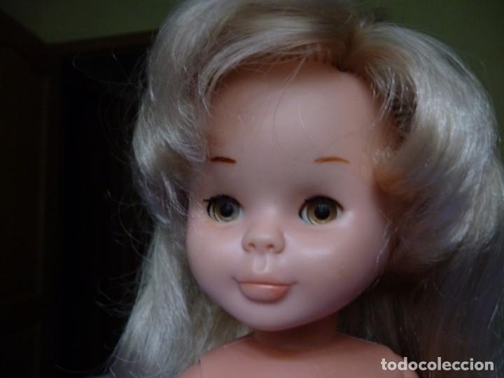 Muñecas Nancy y Lucas: Muñeca nancy famosa capas patabollo rubia ojos marron margarita años 70 pata bollo - Foto 2 - 160533526