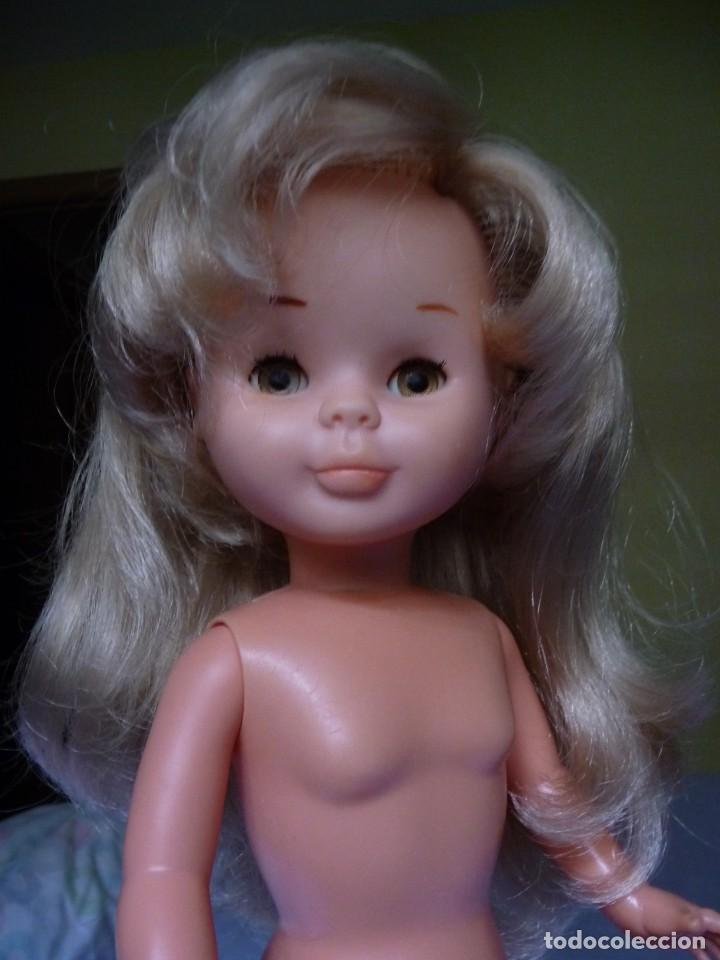 Muñecas Nancy y Lucas: Muñeca nancy famosa capas patabollo rubia ojos marron margarita años 70 pata bollo - Foto 3 - 160533526