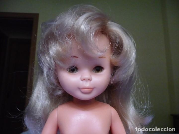 Muñecas Nancy y Lucas: Muñeca nancy famosa capas patabollo rubia ojos marron margarita años 70 pata bollo - Foto 4 - 160533526