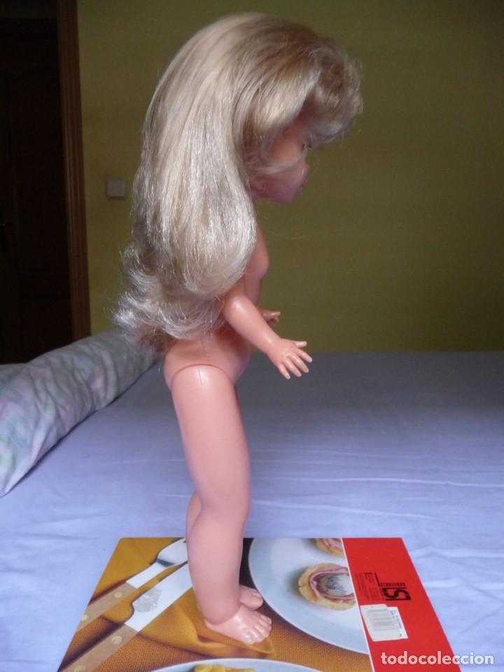 Muñecas Nancy y Lucas: Muñeca nancy famosa capas patabollo rubia ojos marron margarita años 70 pata bollo - Foto 5 - 160533526