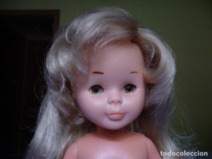 Muñecas Nancy y Lucas: Muñeca nancy famosa capas patabollo rubia ojos marron margarita años 70 pata bollo - Foto 8 - 160533526