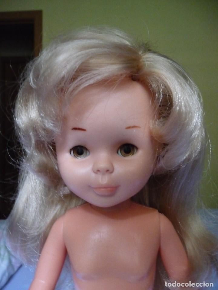 Muñecas Nancy y Lucas: Muñeca nancy famosa capas patabollo rubia ojos marron margarita años 70 pata bollo - Foto 9 - 160533526