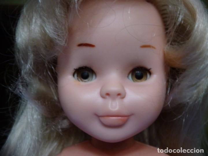 Muñecas Nancy y Lucas: Muñeca nancy famosa capas patabollo rubia ojos marron margarita años 70 pata bollo - Foto 10 - 160533526