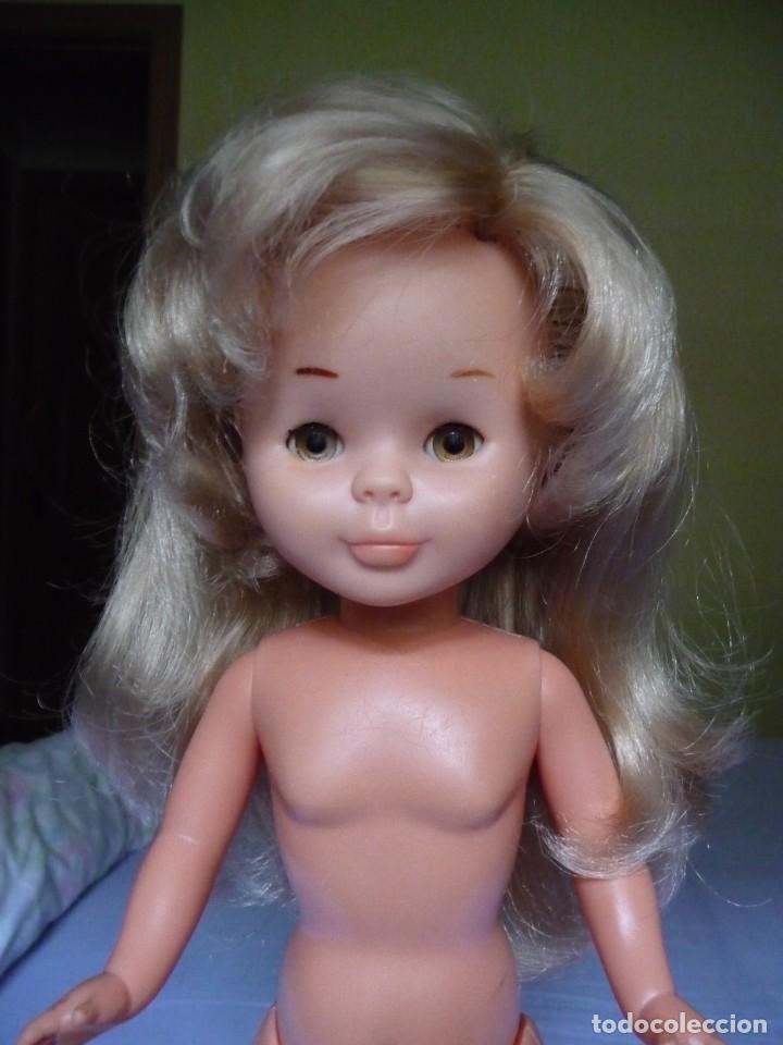 Muñecas Nancy y Lucas: Muñeca nancy famosa capas patabollo rubia ojos marron margarita años 70 pata bollo - Foto 12 - 160533526