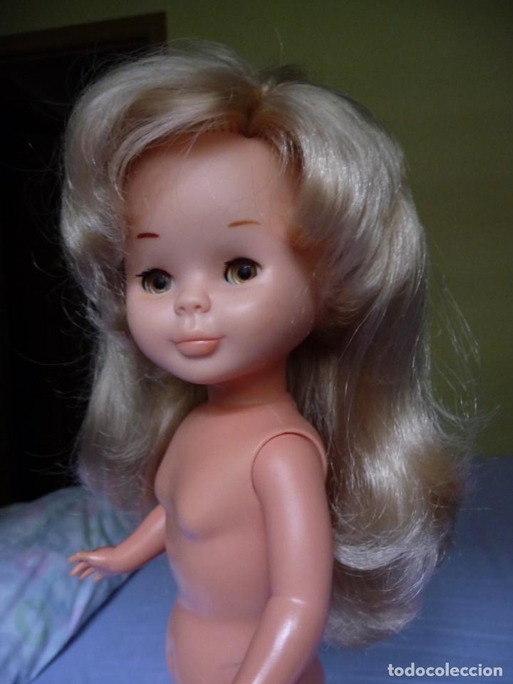 Muñecas Nancy y Lucas: Muñeca nancy famosa capas patabollo rubia ojos marron margarita años 70 pata bollo - Foto 15 - 160533526