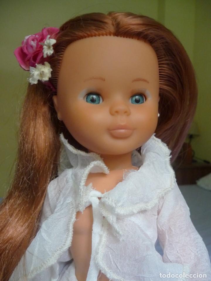 Muñecas Nancy y Lucas: Muñeca nancy famosa coleccion quiron modelo tenerife con conjunto original pelirroja ojos azules - Foto 16 - 160624522