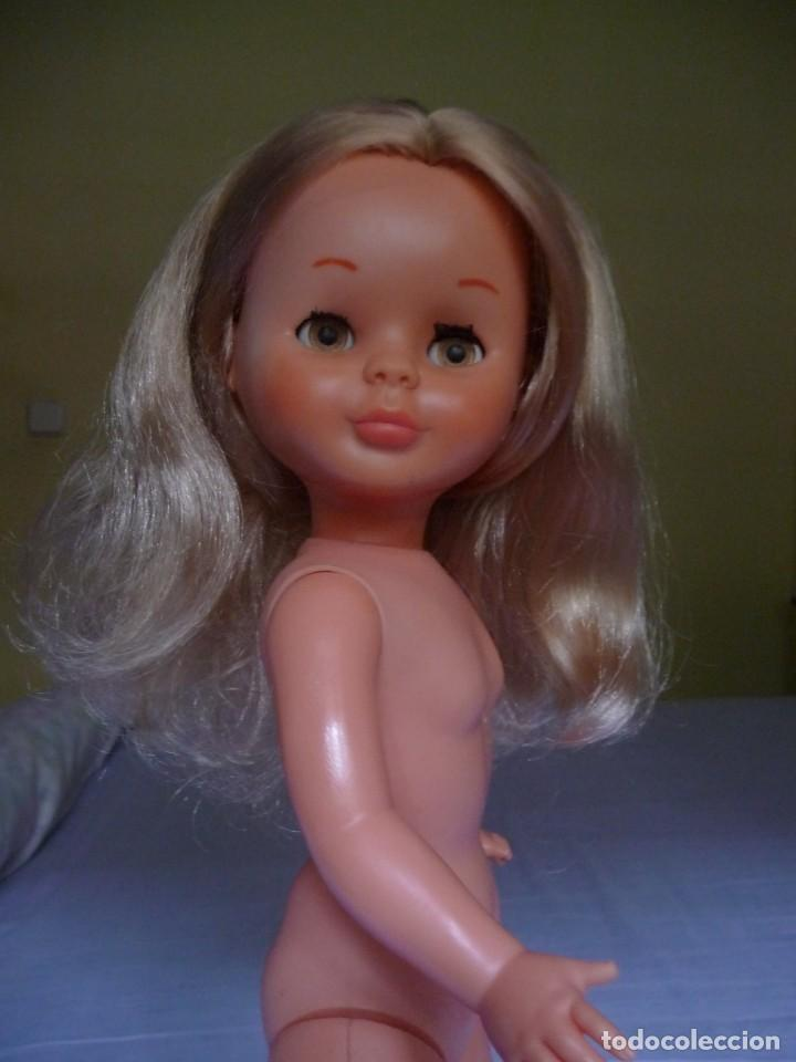 Muñecas Nancy y Lucas: Muñeca nancy famosa patabollo rubia ojos marrones margarita años 70 pata bollo - Foto 4 - 164724142