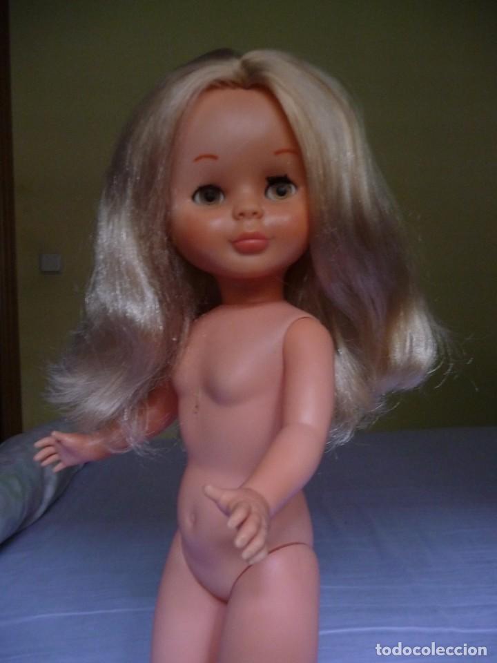 Muñecas Nancy y Lucas: Muñeca nancy famosa patabollo rubia ojos marrones margarita años 70 pata bollo - Foto 7 - 164724142