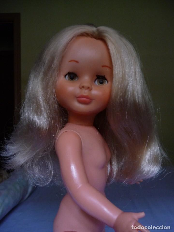 Muñecas Nancy y Lucas: Muñeca nancy famosa patabollo rubia ojos marrones margarita años 70 pata bollo - Foto 9 - 164724142
