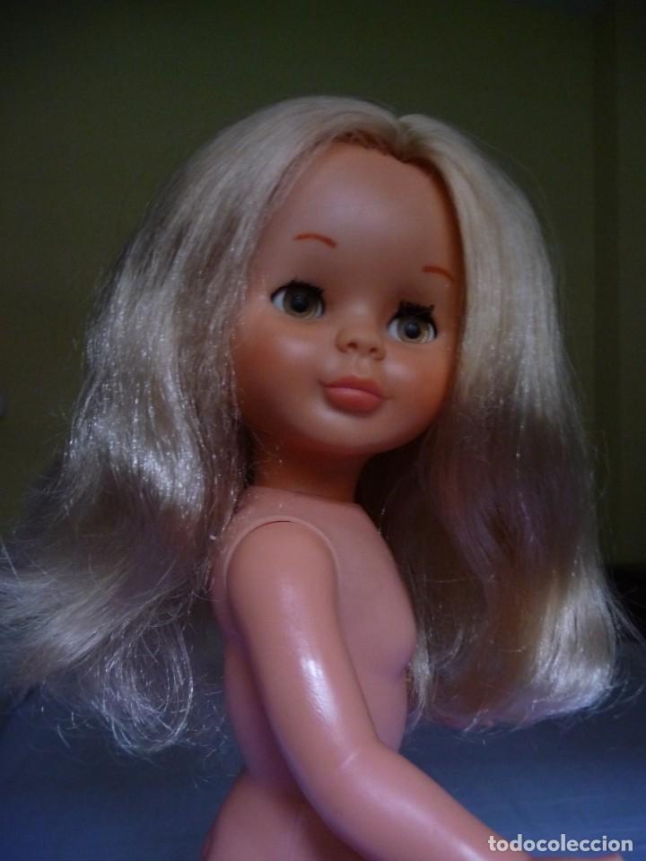 Muñecas Nancy y Lucas: Muñeca nancy famosa patabollo rubia ojos marrones margarita años 70 pata bollo - Foto 10 - 164724142